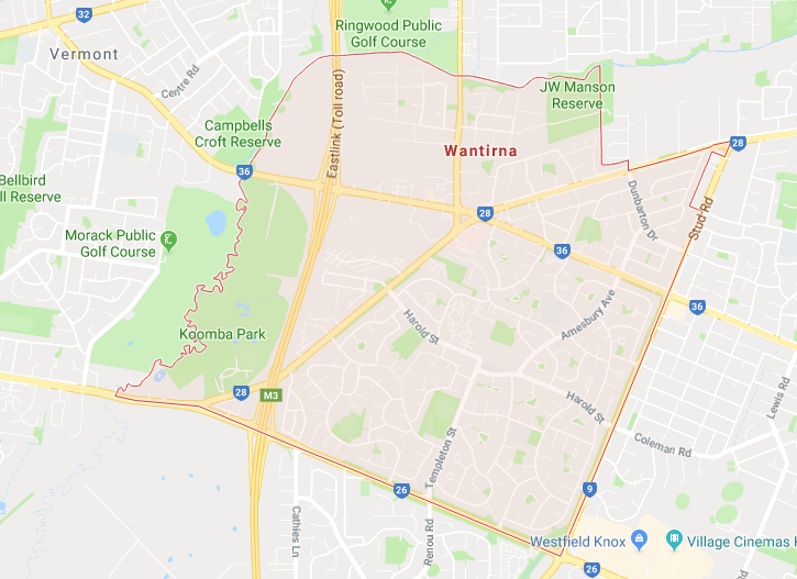 Wantirna taxi service