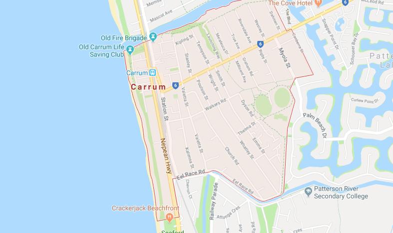 Carrum Taxi service