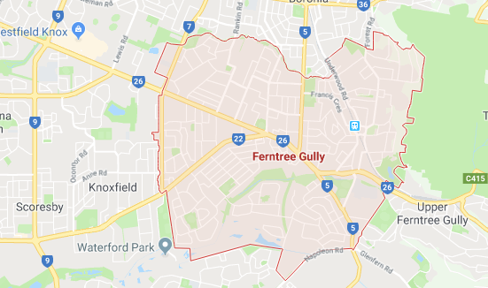 Ferntree Gully taxi service