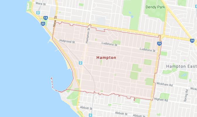 Hampton taxi service