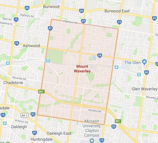 Mount Waverley Taxi service